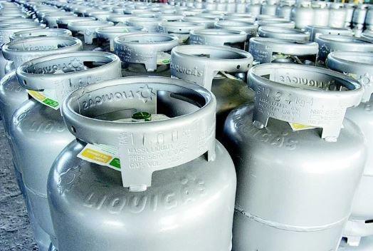 Preço do botijão de gás sofre reajuste de 8,5% da refinaria