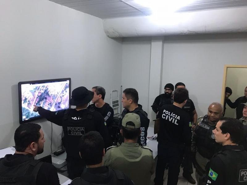 Operação desarticula quadrilha especializa em tráfico de drogas e roubos no Sul do Piauí