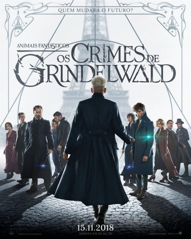 Cinemas Teresina realizam pré-estreia de Animais Fantásticos: Os Crimes de Grindelwald