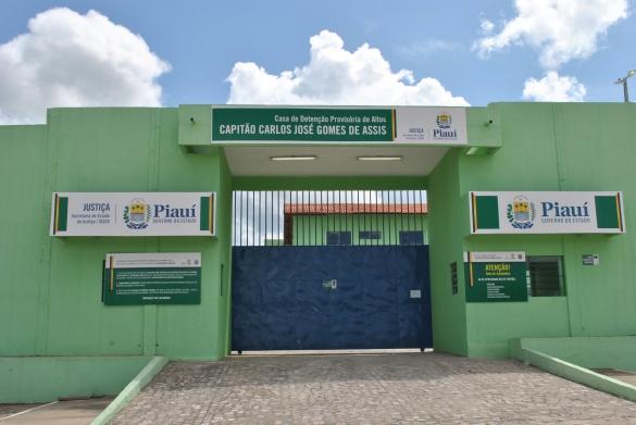 MPF recomenda que Sejus não coloque mais presos na Cadeia Pública de Altos