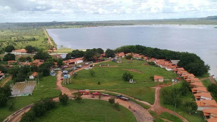 Governo só vai realizar obras na Barragem do Bezerro durante o 'inverno'