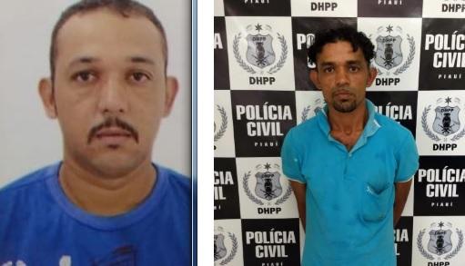 Irmão são presos por matarem primo a pauladas e pedradas em Teresina