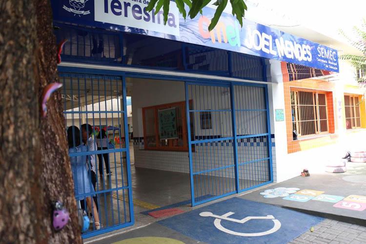 Crianças são evacuadas de escola municipal após vazamento de gás em Teresina