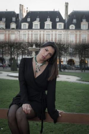 Gyselle Soares conta detalhes de sua vida na França