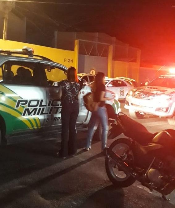 Tentativa de assalto provoca pânico em alunos de faculdade particular na capital