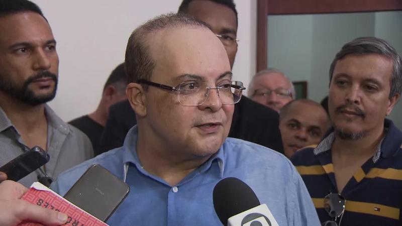 Deputado propõe título de cidadania a governador eleito de Brasília