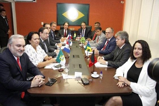 Em nova carta a Bolsonaro, governadores do Nordeste pregam diálogo nacional