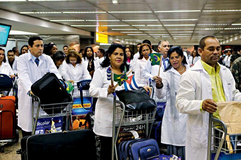 Profissionais do 'Mais Médicos' começam a deixar o Piauí