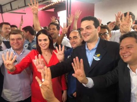 Georgia desiste de candidatura e vai apoiar Celso Barros para presidência da OAB Piauí