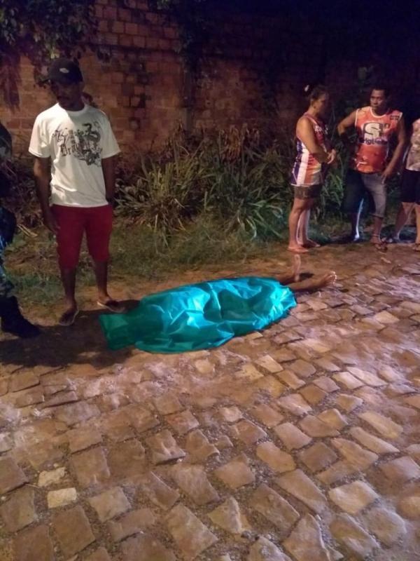 Duplo homicídio é registrado na zona Leste de Teresina