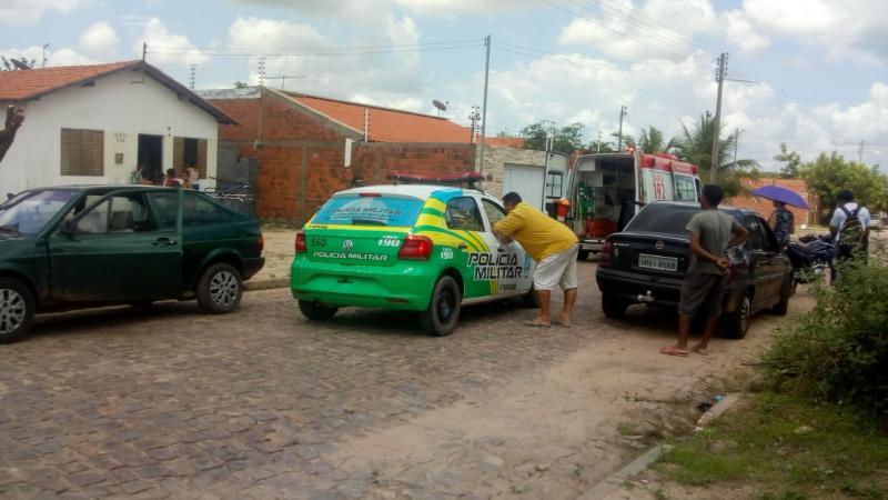 Quadrilha atira em adolescente para roubar botijão de gás na zona Leste de Teresina