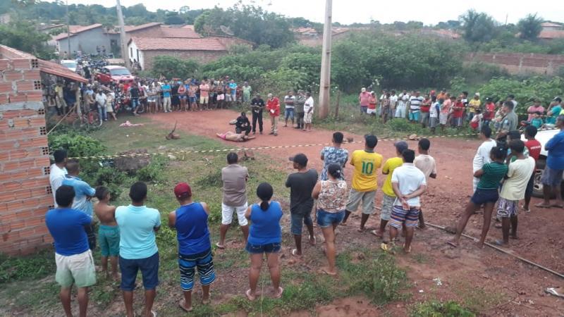 Homem é morto a tiros na cidade de Barras