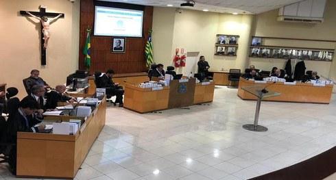 Eleitos serão diplomados hoje no auditório do Tribunal de Justiça do Piauí