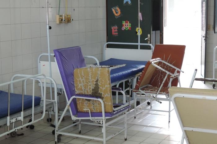 MPPI encontra irregularidades depois de vistoria no Hospital Infantil Lucídio Portela