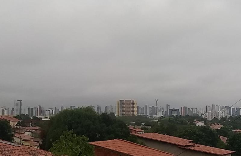 Instituto de Meteorologia alerta para chuva intensa no Piauí durante o Natal