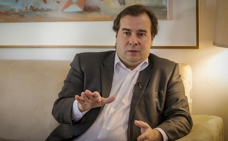Buscando a reeleição na Câmara Federal, Rodrigo Maia vem ao Piauí