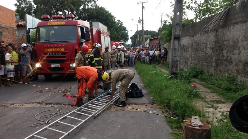 Homem morre eletrocutado ao subir em poste sem proteção