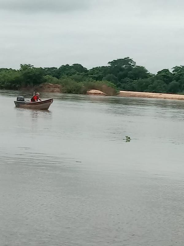 Adolescente desaparece no rio Parnaíba