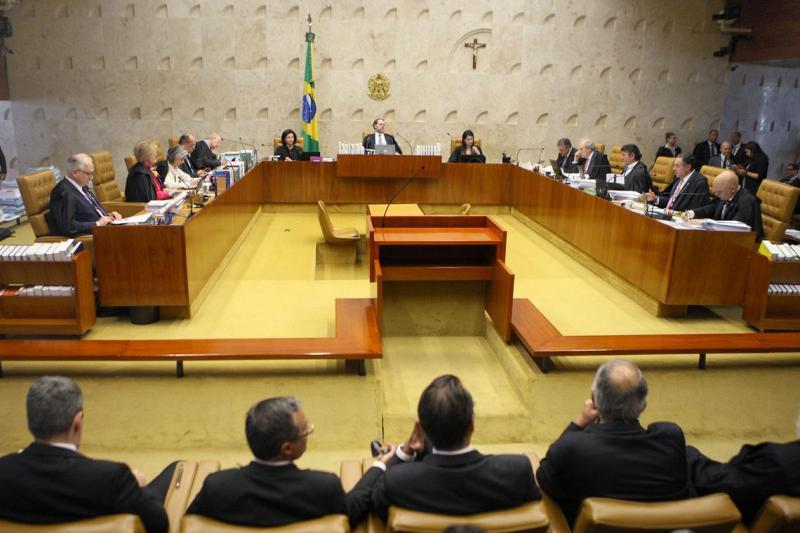 STF julgará prisão em segunda instância, criminalização da homofobia e a descriminalização do porte de drogas