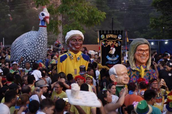 Inscrições de blocos de Carnaval em Teresina começam quarta-feira (16)
