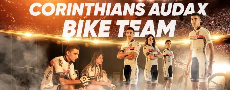 Em Teresina, Corinthians e Audax apresentam nova equipe de Ciclismo para temporada 2019
