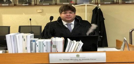 Thiago Férrer é empossado como membro da corte do TRE-PI