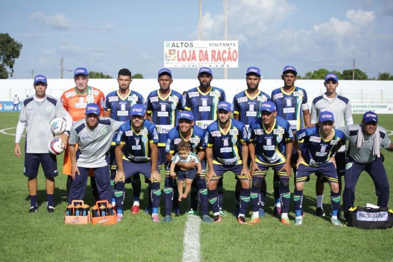 Altos planeja reforços para a Série D do Brasileiro