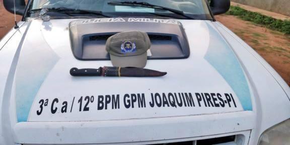 Homem é esfaqueado durante briga na cidade de Joaquim Pires