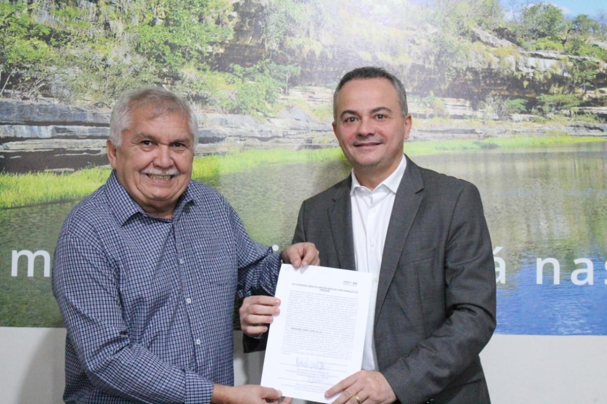Delegado Menandro Pedro é o novo presidente do PSC Teresina
