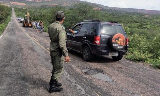 Fortes chuvas podem deixar cidade isolada no Sul do Piauí