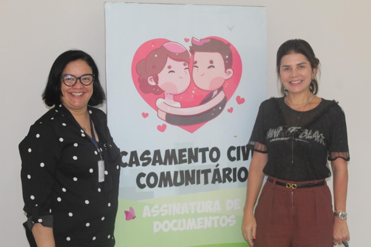 Tribunal de Justiça e Portal Clube Notícias promovem o Casamento Comunitário na Cidade Junina