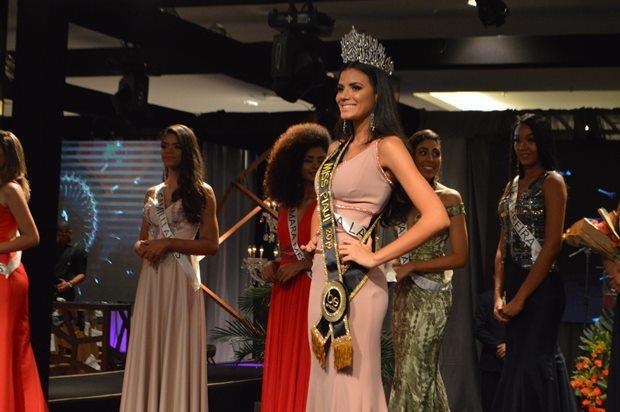 Estudante de 22 anos, Dagmara Landim é eleita a Miss Piauí 2019
