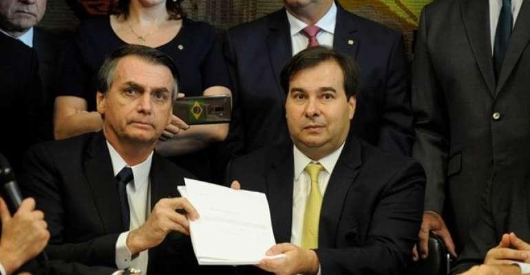 Bolsonaro: reforma é necessária para garantir aposentadoria no futuro