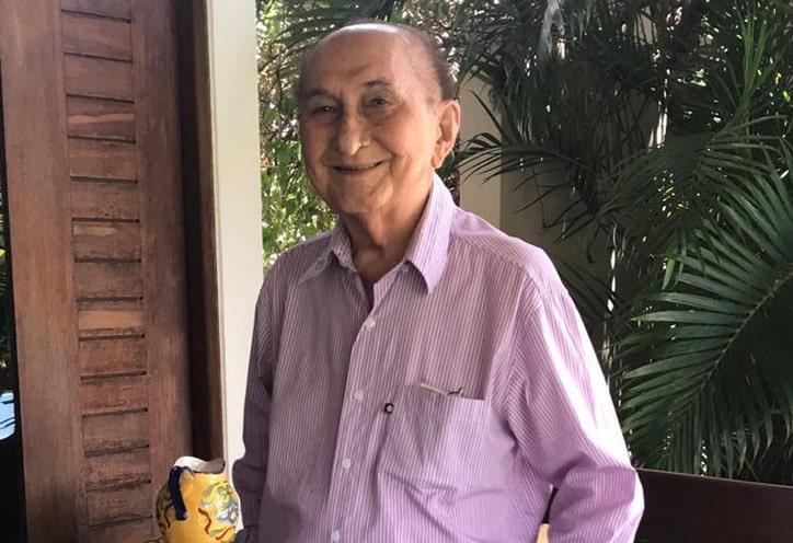 Morre desembargador Álvaro Brandão, ex-presidente do Tribunal de Justiça e TRE