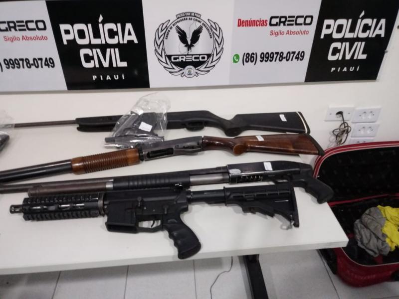 Suspeito de assalto a banco em Castelo do PI é morto em confronto com a PM