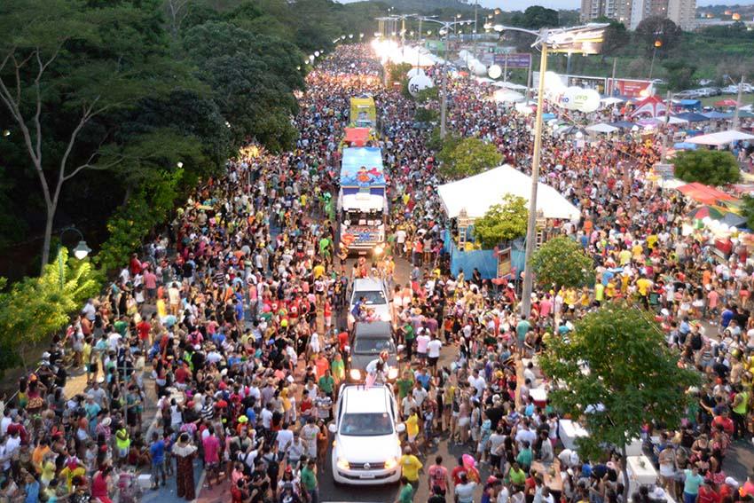 Prefeitura de Teresina prepara mega estrutura de segurança e alegria para o Corso deste sábado