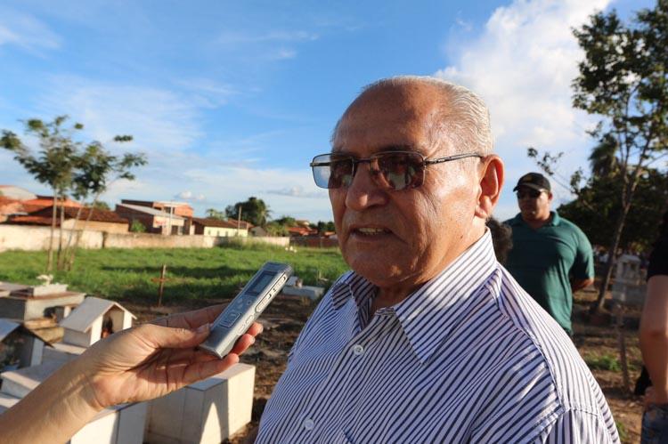 Jesualdo Cavalcanti, ex-prefeito de Corrente, morre aos 79 anos