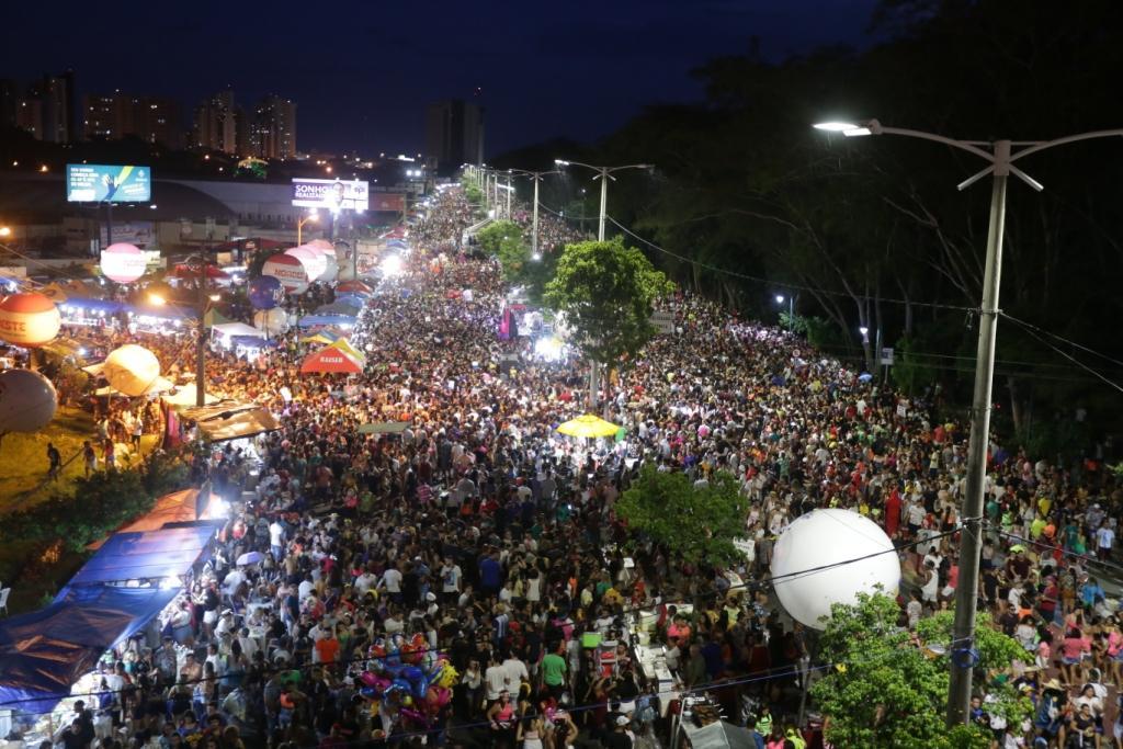 Corso 2019 se consagra como a maior prévia carnavalesca de Teresina