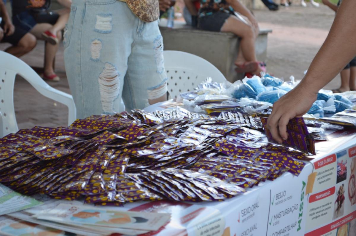 FMS distribui mais de 55 mil preservativos durante o Corso