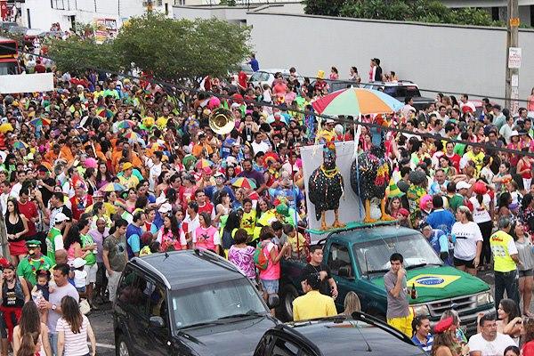 Carnaval de Teresina terá mais de 20 blocos nos bairros