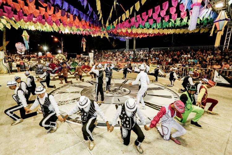 Cidade Junina abre inscrições para o 25º Festival de Quadrilhas Juninas