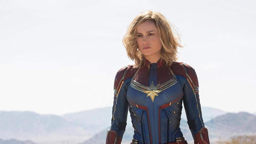 Capitã Marvel movimenta a semana dos Cinemas Teresina