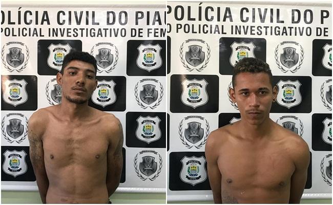 Operação prende acusados de tentativa de feminicídio em Teresina