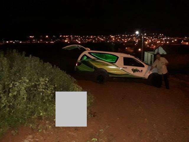 Suspeito de matar pedreiro é detido pela Polícia em Picos