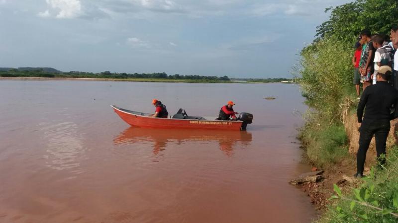Bombeiros encontram corpo de adolescente afogado em barragem