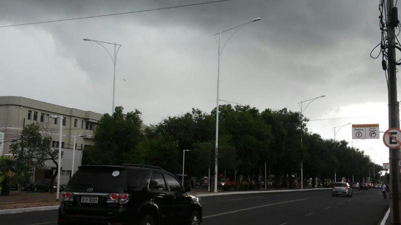 Previsão de 'muita' chuva no Piauí durante período da Semana Santa