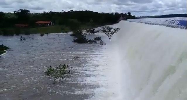 Seis barragens no Piauí já atingiram a capacidade máxima