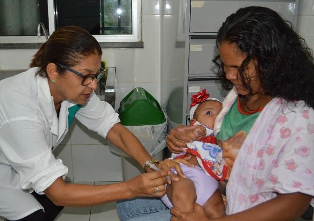 Campanha de vacinação contra gripe é antecipada para abril em Teresina