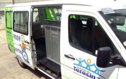 Ação cobra melhoria no sistema de transporte eficiente da Prefeitura de Teresina