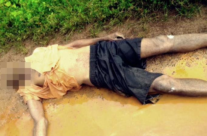 Pescador morre afogado após sofrer ataque epilético